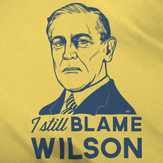 I Still Blame Wilson
