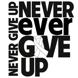 Lung Cancer Never Ever Give Up