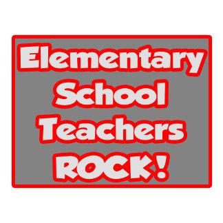 Elementary School Teachers Rock!