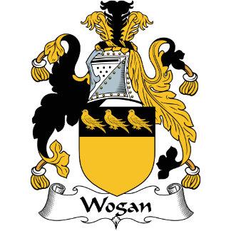 Wogan Coat of Arms