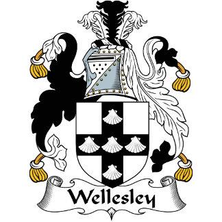 Wellesley Coat of Arms