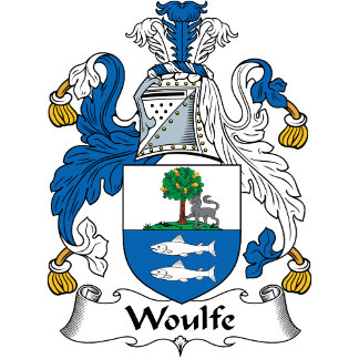 Woulfe Coat of Arms