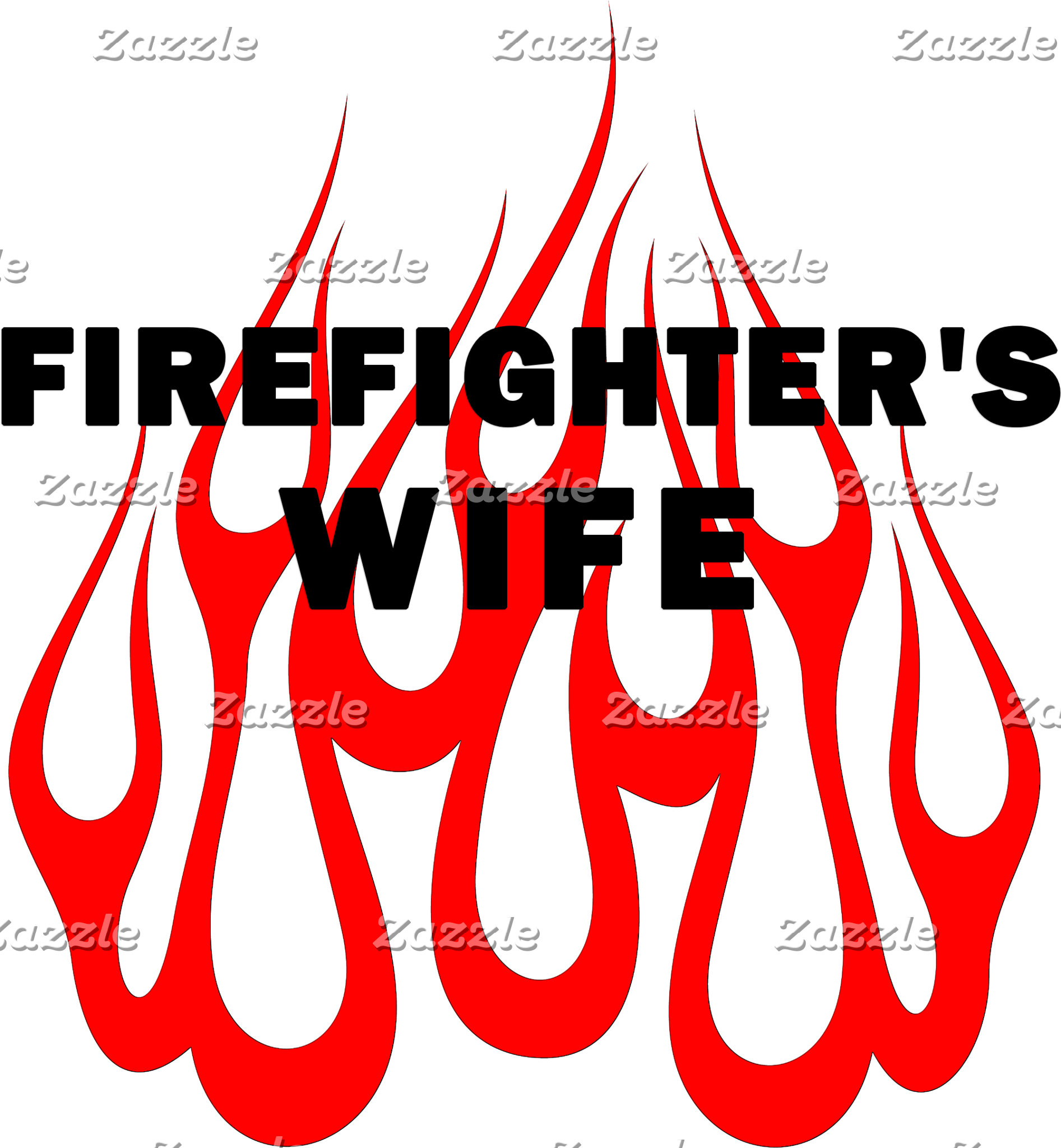 Firefighter's Wife Flames