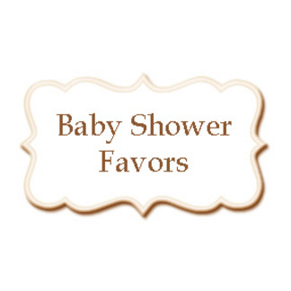 • Baby Shower Favors