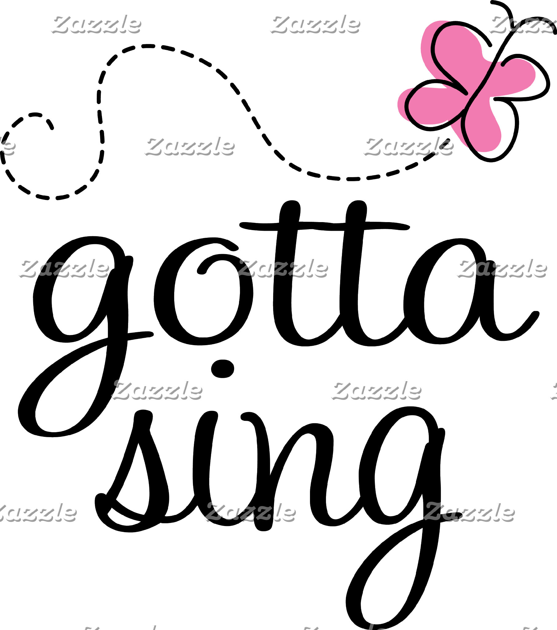 Gotta Sing Singer T Shirts and Hoodies