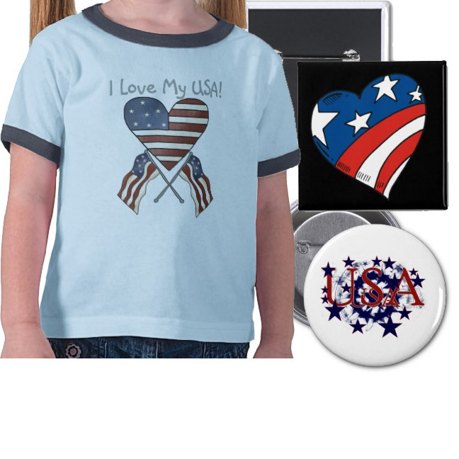 USA Patriotic Assorted