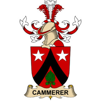 Cammerer Coat of Arms