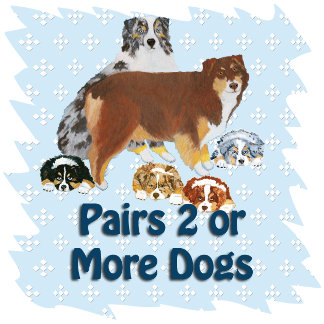 Pairs (2 dogsor more)