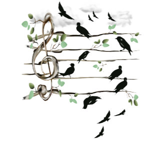 Artsy Style Birds