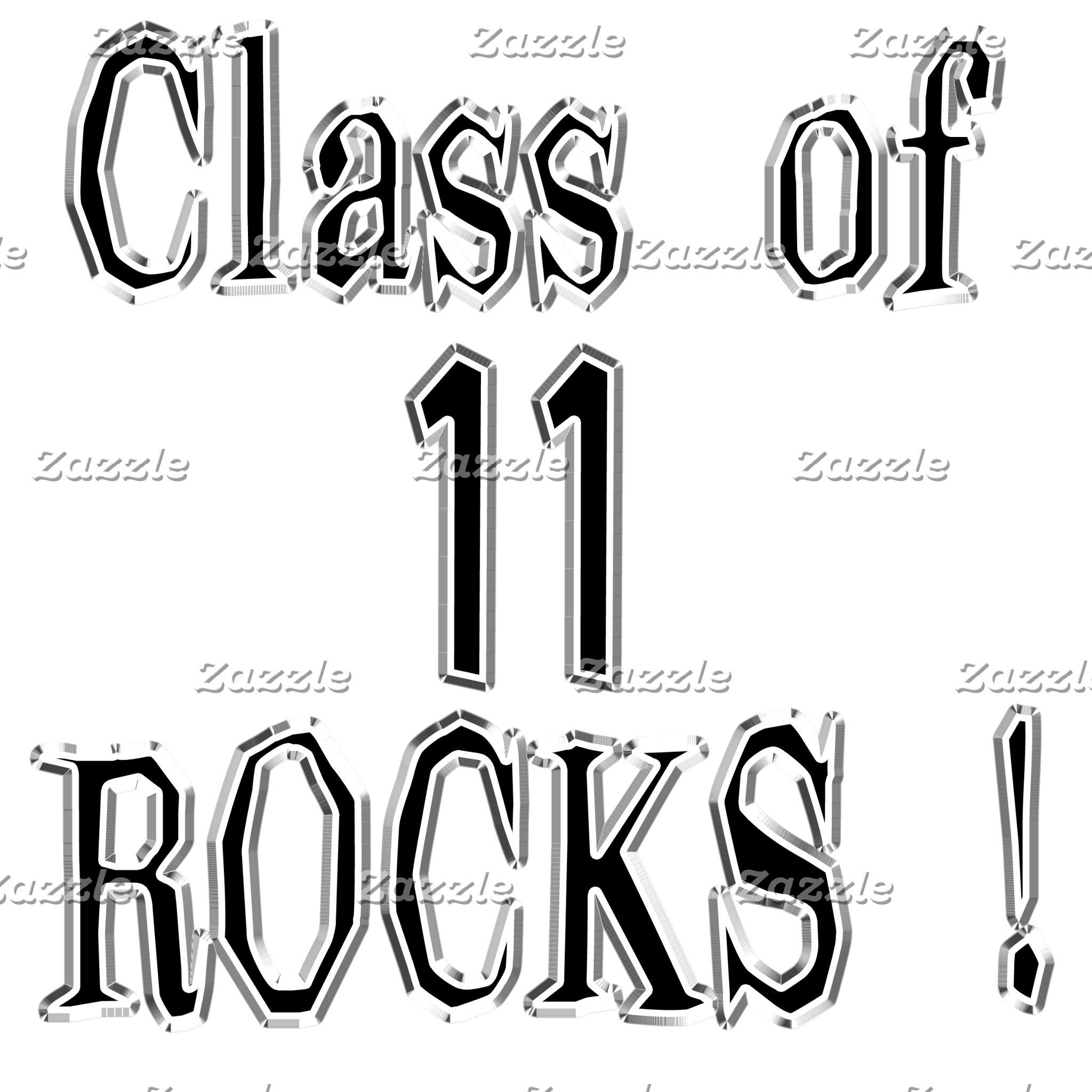 Graduating Classes Rock