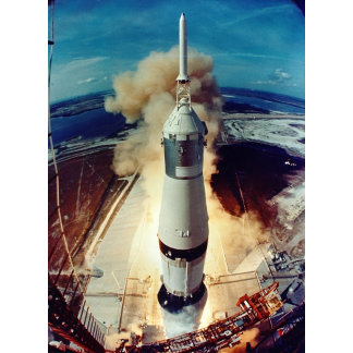 Apollo 11 First Manned Moon Landing