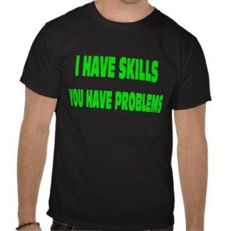 Skills & procrastination
