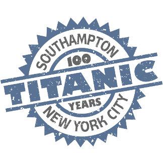 Titanic - Southampton - New York City