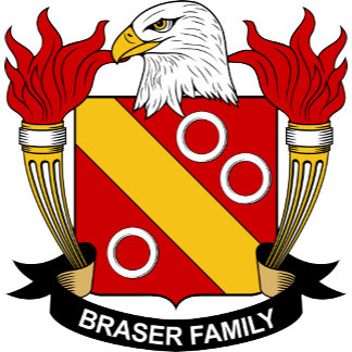 Braser Coat of Arms