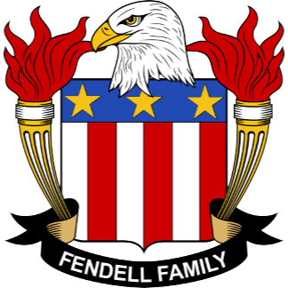 Fendell Coat of Arms