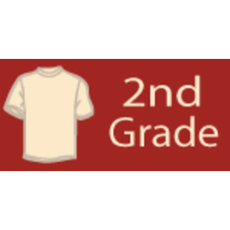 2nd Grade teacher t-shirts