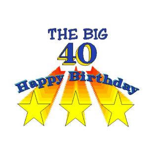 Happy Birthday 40-year-old