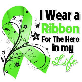 Lymphoma Ribbon Hero in My Life