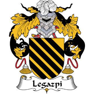 Legazpi Family Crest