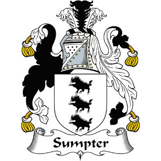 Sumpter Family Crest