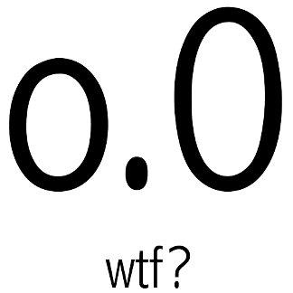 o.0 wtf?