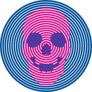 Hypnotic Skull