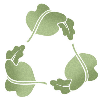 Recycle -Leaves