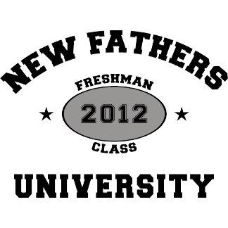 New  Father University 2012 T-Shirts