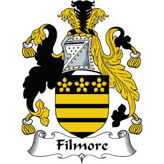 Filmore Family Crest / Coat of Arms