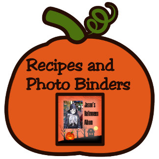 Recipes and Photo Binders