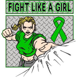 Neurofibromatosis Fight Like A Girl Punch
