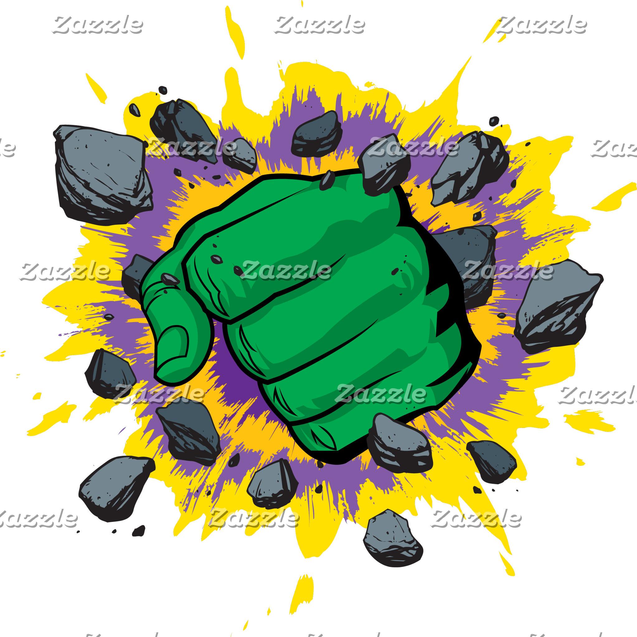 Hulk Fist