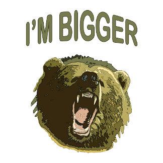 I'm Bigger Bear