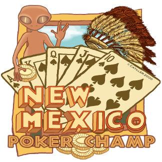 New Mexico Poker Champion