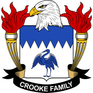 Crooke Coat of Arms