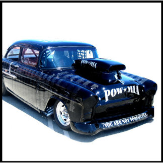 Black Pow Classic Car