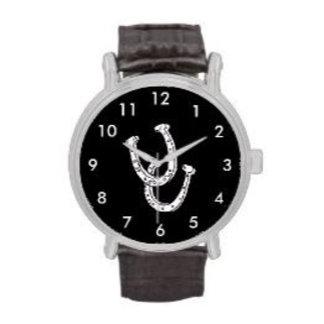HorseShoe Pitching Watchs