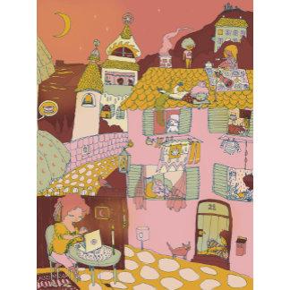 Pouty Prints