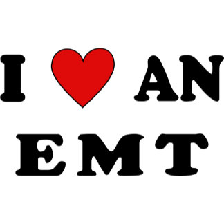 I Love An EMT