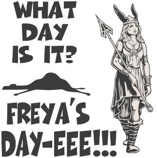 Freya's Day