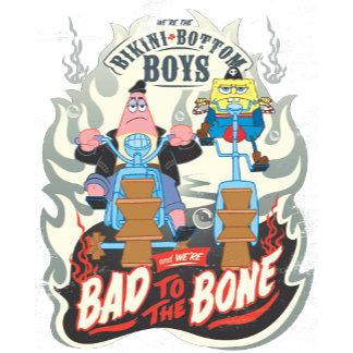Bikini Bottom Boys - Bad To The Bone
