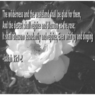 Blossom as the Rose