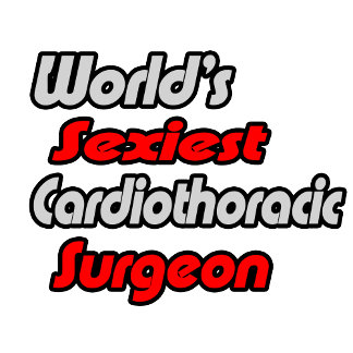 World's Sexiest Cardiothoracic Surgeon