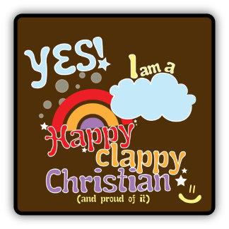 Happy Clappy Christian