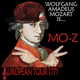Mozart 1771 Mo-Z Tour