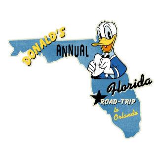 Donald Duck's Florida Trip