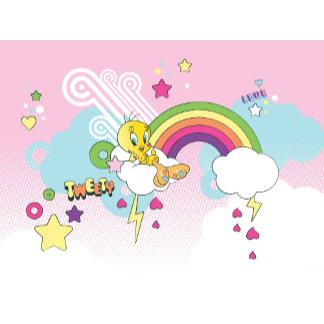 Tweety Pink Sky