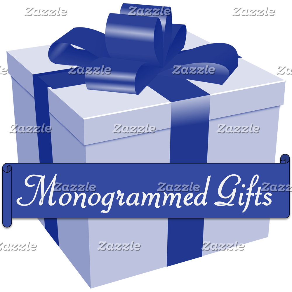 Monogrammed Gifts & Character Art