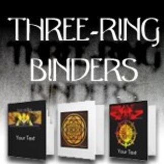 3-Ring Binders