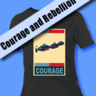 Courage and Rebellion